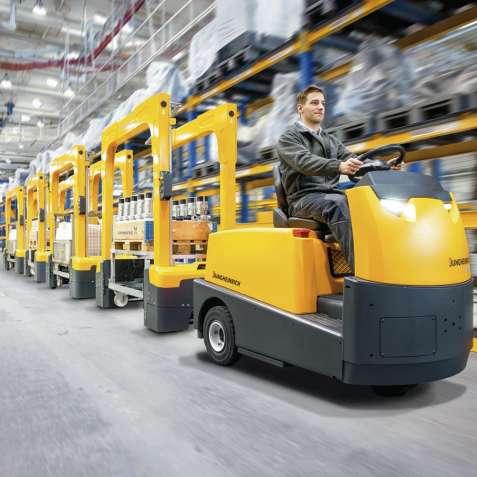 Нужны операторы электрокар на склад в Польше