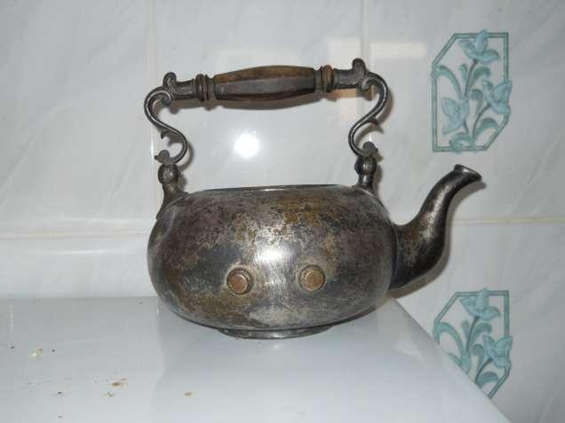 Чайник (срібло) FRAGET N PLAQUE