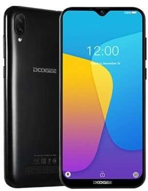 DOOGEE Y8C, 6,1' HD IPS экран, DUAL SIM, 4 ядерный процессор, оператив