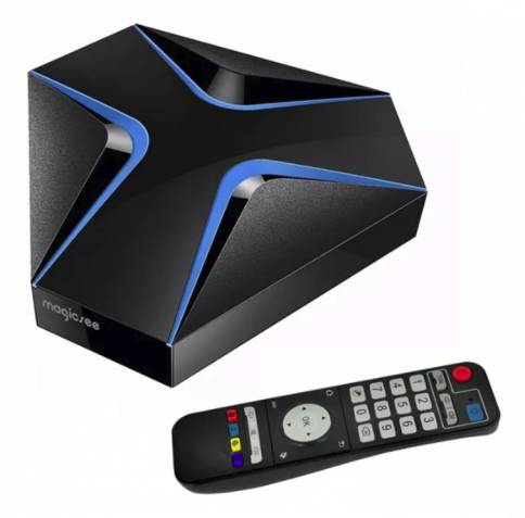 SmartTV Magicsee Iron 2/16Гб Amlogic S905X Quad Core Android 7.1