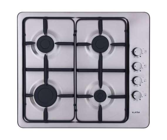 Встроенная варочная газовая поверхность Ventolux HSF640 A3 плита печка
