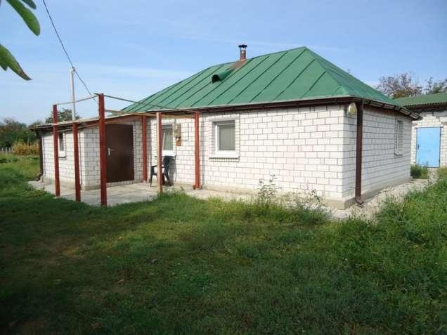 Пии. Реконструированный домик с удобствами.