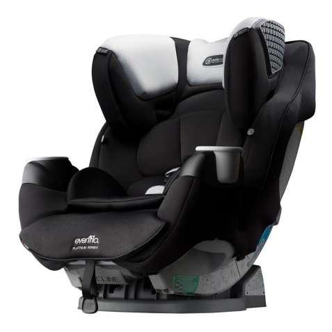 Максимально безопасное автокресло safemax platinum evenflo гр. 0/1/2/3