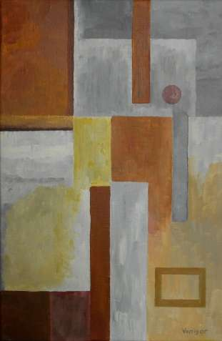 """Картина """"Лабиринт"""". Абстракция."""