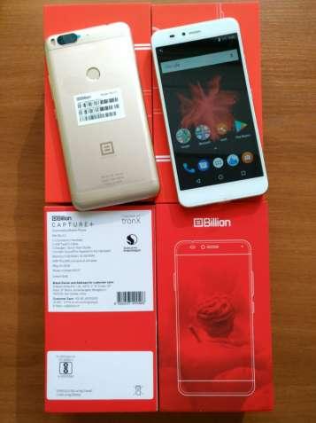 "Snapdragon 625 3+32GB 5.5"" IPS FullHD 3500мАч 13+8МП Billion Capture+"