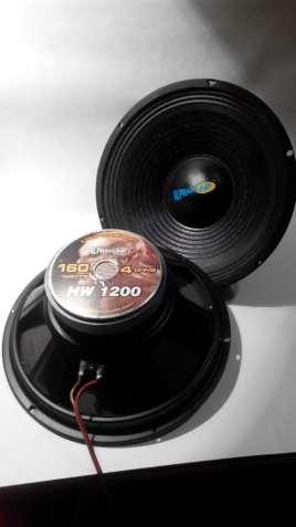 """Динамики Alphard HW1200 - 160 Watt. 4 Ohm, midbass, 12"""""""