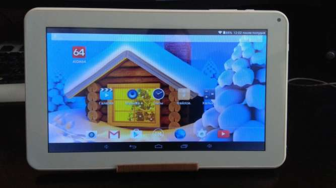 "Продам планшет Allwinner Tablet PC V 9"",1\8gb,wi-fi."