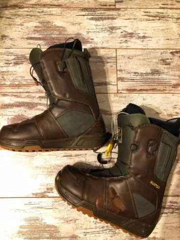 Ботинки сноубордические BURTON MOTO размер 40-41