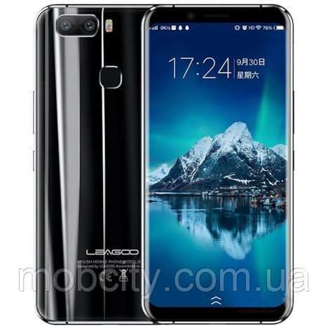 Leagoo S8 Pro black