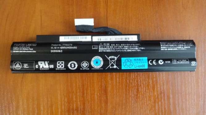 Оригинальная аккумуляторная батарея Fujitsu-Siemens AH552 FPB0278 48Wh