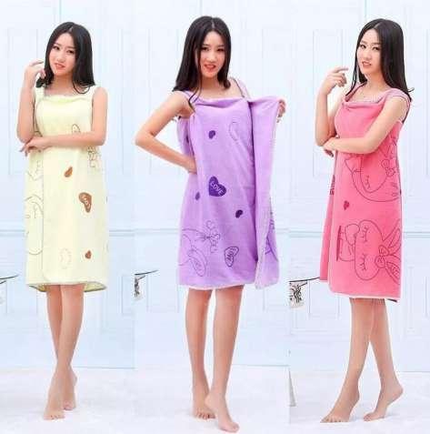 Полотенце халат