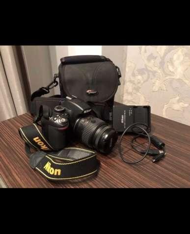 Фотоапарат D3200