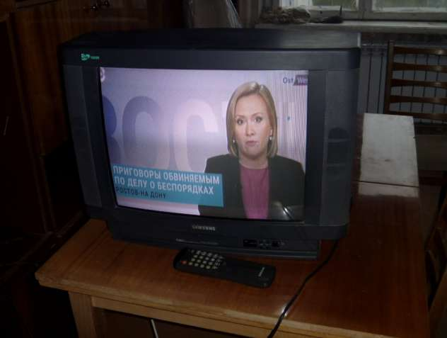 Телевизор Samsung CK-5342 atbr. 21 дюйм. Рабочий.