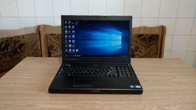 """Робоча станція Dell Precision M4700,15,6"""",i7-3740QM,16GB,120GB SSD+1TB"""
