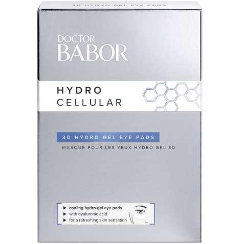 Babor 3D гидрогелевые патчи для век Hydrо Cellular / 3D Hydro Gel Eye