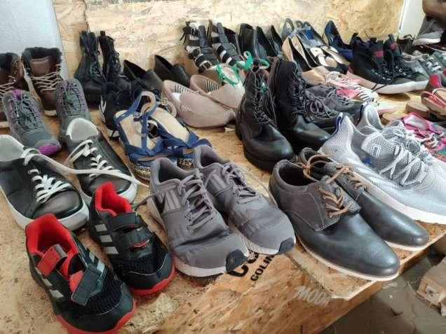 Сток обувь оптом новая на базе #экстрасток: 15 евро - мода и стиль, одежда/  обувь в Киеве на Оголоша | 597754