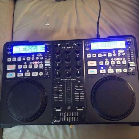 Купить dj станция american audio)dj оборудование:pioneer/numark/vestax