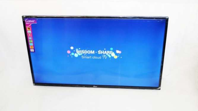 "LCD LED Телевизор Comer 40"" Smart TV, FHD, WiFi, 1Gb Ram, 4Gb Rom, T2"