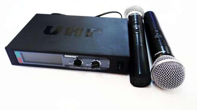 Радиосистема Shure KCX-388 база 2 радиомикрофона