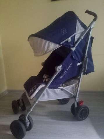 Продам детскую прогулочную коляску Maclaren