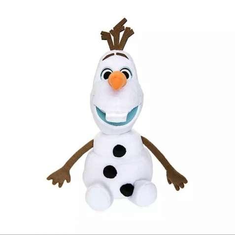 Плюшевый снеговик Олаф, 35 см, из м/ф Холодное сердце, Дисней