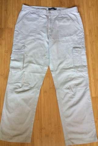 Продам брюки-карго 50 размера мужские