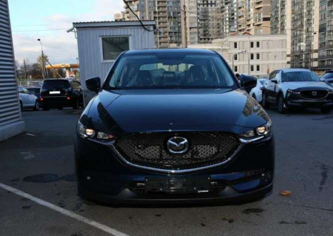 MAZDA CX-5 II 2.5 AT (194 л.с.) 4WD Supreme 2018 ГОДА!
