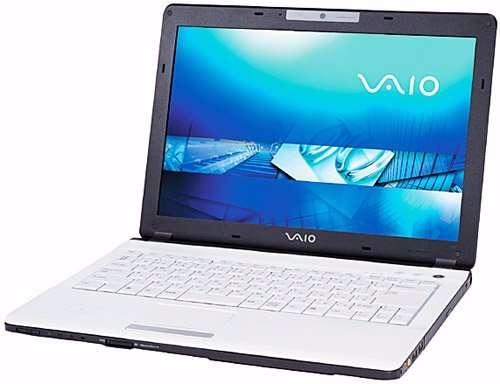 ноутбук Sony Vaio VGN-fj1s
