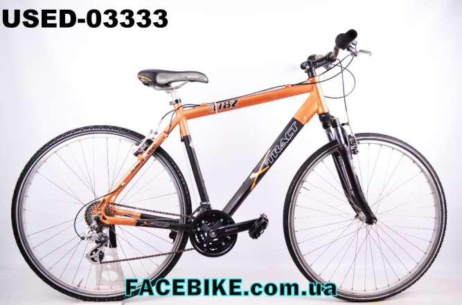 БУ Гибридный велосипед X-Tract-Гарантия,Документы-у нас Большой выбор!