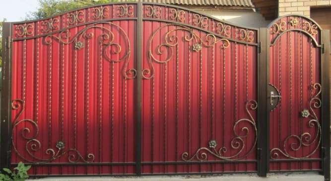 Ворота в Чернигове