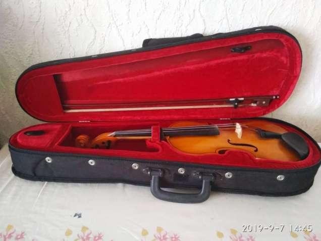 Скрипка половинка 2\4