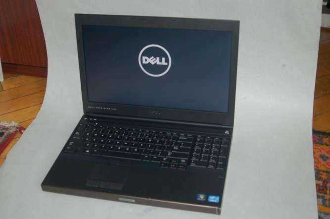 Dell Precisio M4700, Core i5-3340 2,70Ghz, Ram 8Gb, HDD 320Gb
