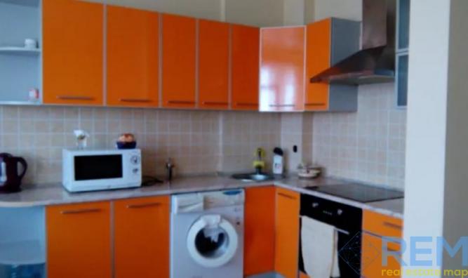 Однокомнатная квартира с ремонтом и мебелью на поселке Котовского