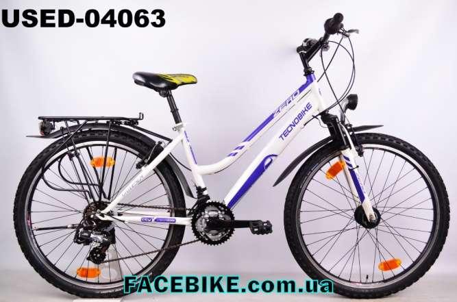 БУ Горный велосипед Tecnobike-Гарантия,Документы-Большой выбор!
