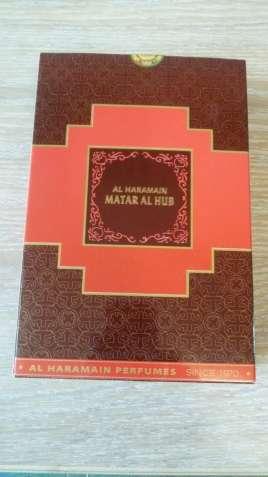 "арабские духи ""Matar  Al Hub"" Al Haramain - изображение 6"