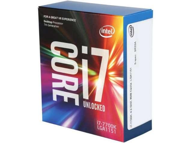 Процессор Intel Core I7 7700K (BX80677I77700K)