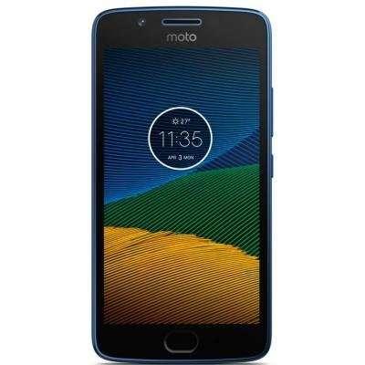 Motorola Moto G5 (XT1676) 16Gb Blue