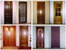 Изготовим деревянные двери любой сложности. title=