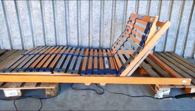 Кровать для реабилитации после инсульта электрическая ламельная