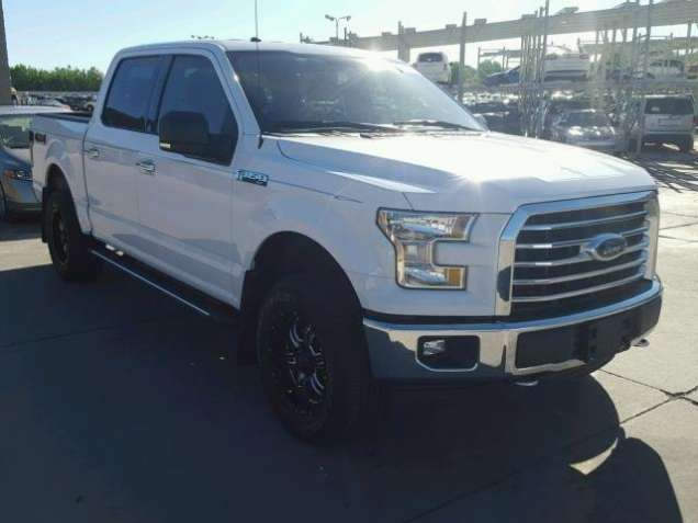 Продам FORD F150 SUPERCREW, 2016