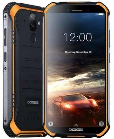 DOOGEE S40, 5,5' IPS экран, DUAL SIM, 4 ядерный процессор, оперативная