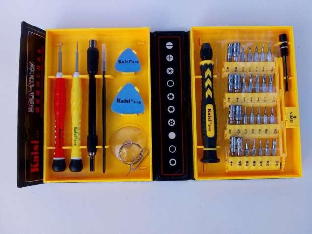 Набор отверток Kaisi 3801 для ремонта планшетов,мобильных телефонов