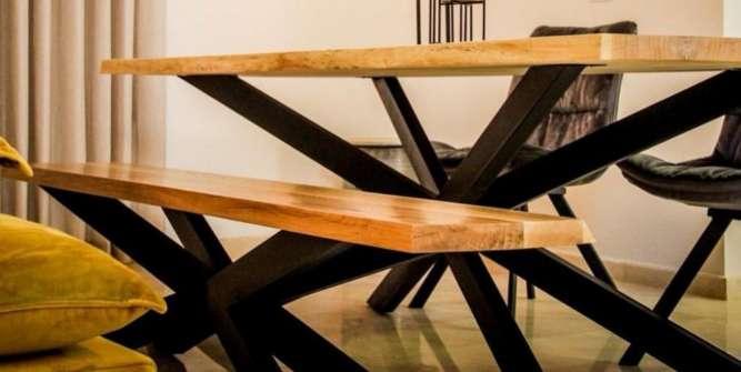 Ніжки до столу 3D та 4 D