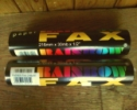 Факсовая бумага Rainbow 216mm x 30 mb title=
