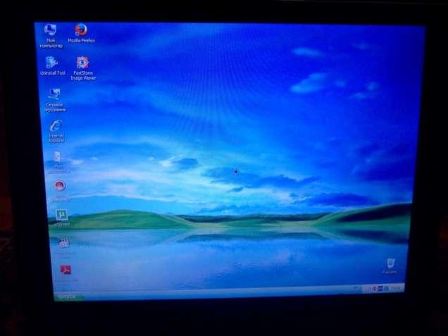 Ноутбук Acer 2410 (рабочий)