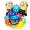 Композиции, Фонтаны, Букеты из Воздушных и Гелиевых шаров на праздник