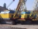 Аренда гусеничных кранов МКГ 25БР Киев по Украине.