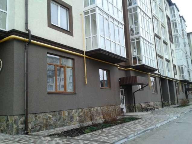 Однокомнатная в новом доме на Теремках