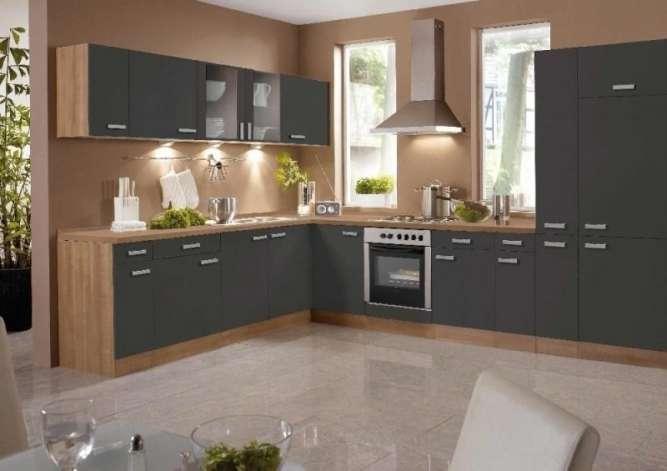 Кухня 0027 (8,6 мп) меблі на замовлення