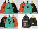 Рюкзачки для сменки, школы из эко ткани, качественно, недорого не Кит